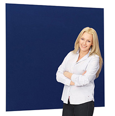 Unframed Notice Boards