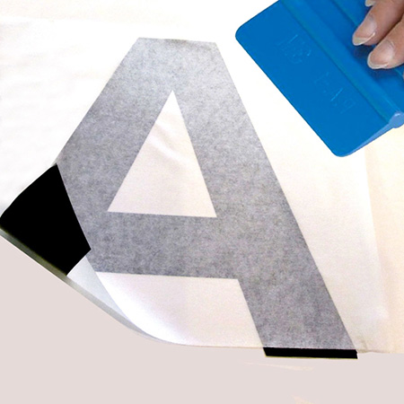 Computer Cut Vinyl Window Graphics