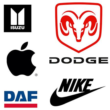 Vinyl Logos