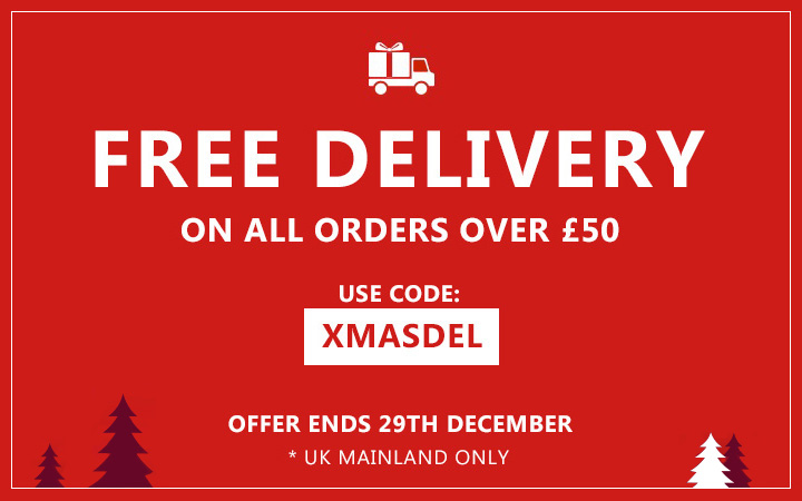 Free Delivery on All Exhibition Stands, Displays and Print over £50
