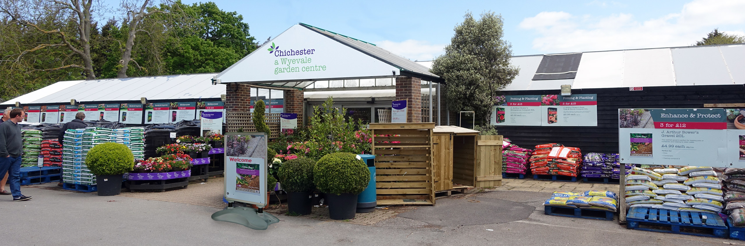 Garden Centre Supplies Displays Amp Printed Graphics