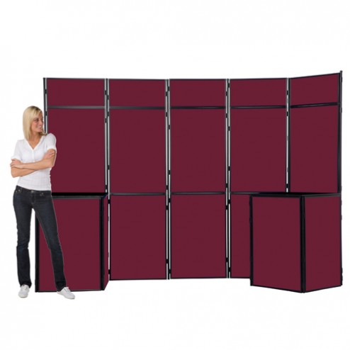 16 Panel Slimflex Pole & Panel