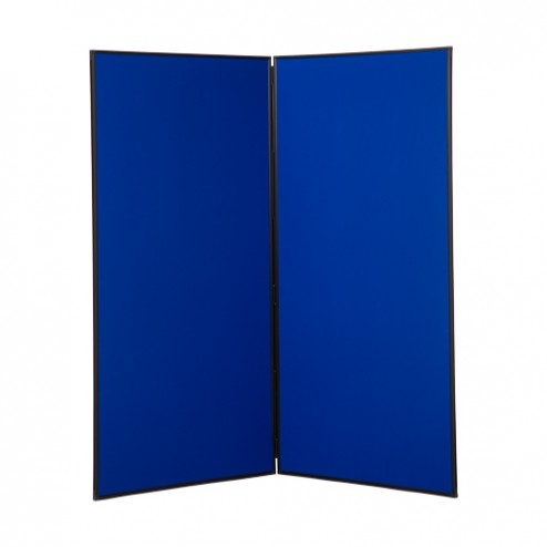 2 Panel Folding Portable trade show boards