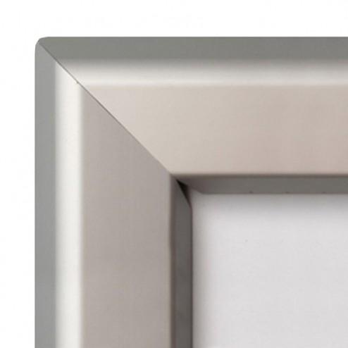 Silver 42mm Profile