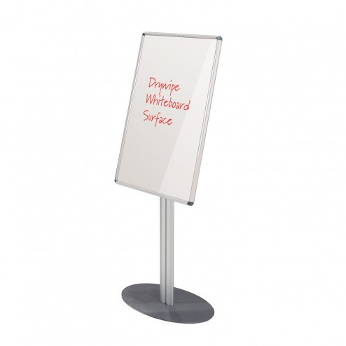 Whiteboard Notice Board - Aluminium