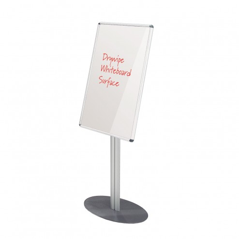Whiteboard Notice Board - White