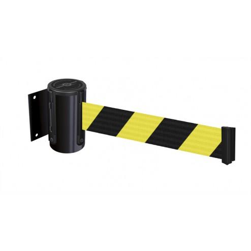 Black Case - Hazard Tape