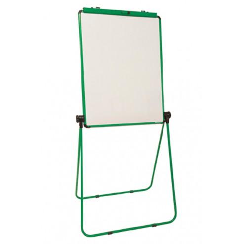 Schools double sided whiteboard easel