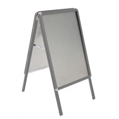 Grey A0 Pavement Sign