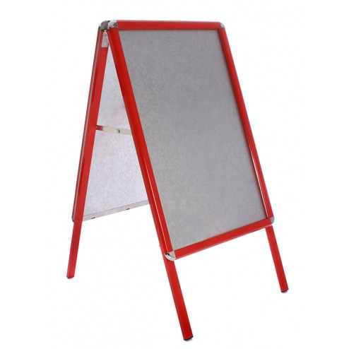 Red A0 Pavement Sign