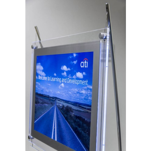 Long life LED lightbox