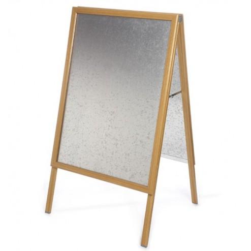 Colour Frame A-Board - Pine