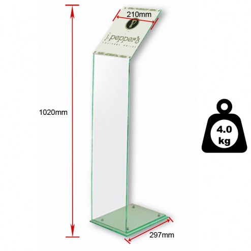 Dimensions for poster display