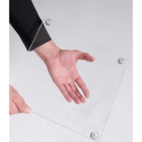 Clear Acrylic Top