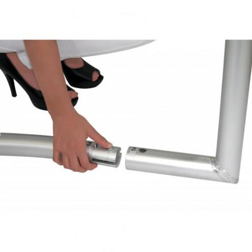 Aluminium Pole