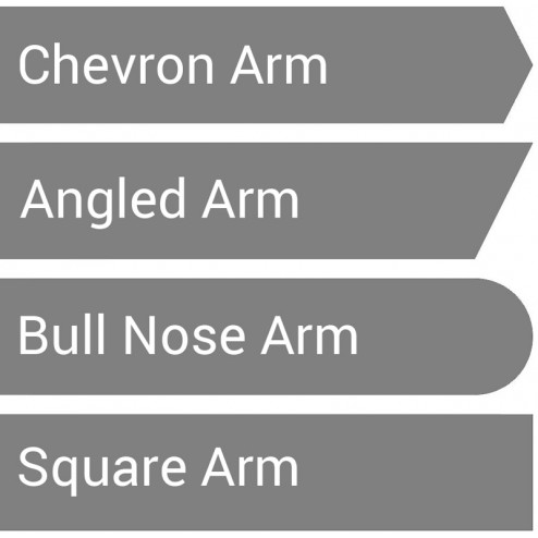 Range of Arm Shapes