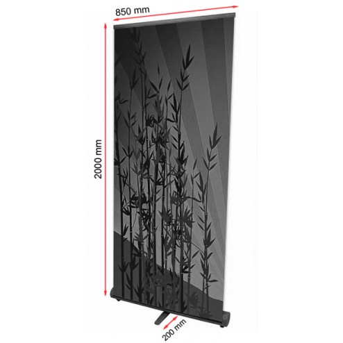 Banner Stand Dimensions