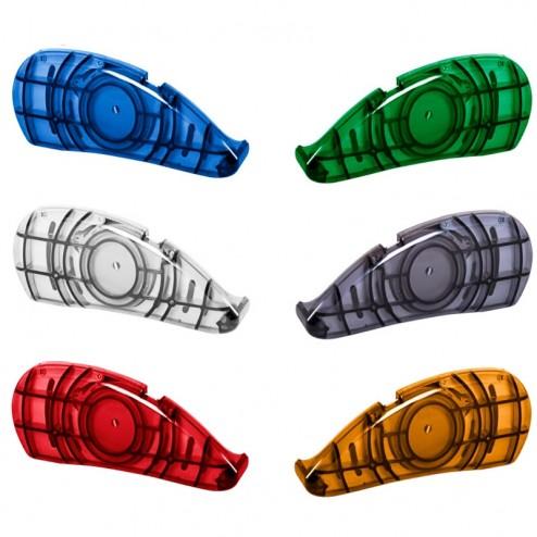 Coloured end cars