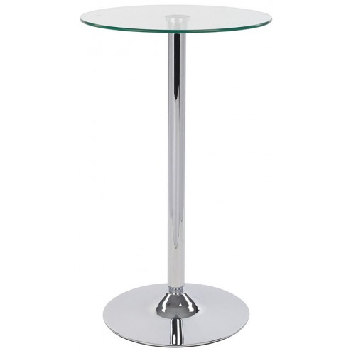 Glass Event Table Round