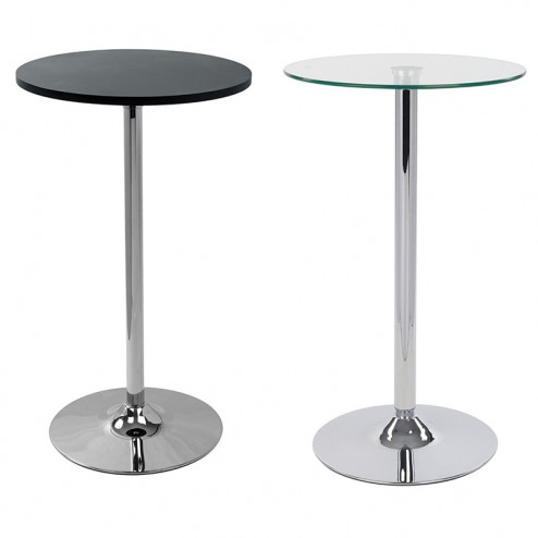 Glass Event Table