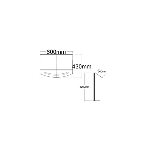 Wood and Metal Pulpit Dimensions