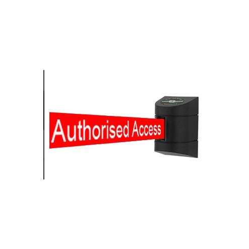 Authorised Access belt barrier - Tensator