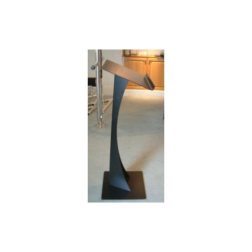 Contemporary lectern podium