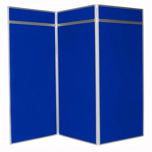 Classroom display boards - 3 Panel Jumbo Folding Display