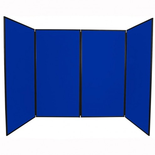 Plastic framed school display board