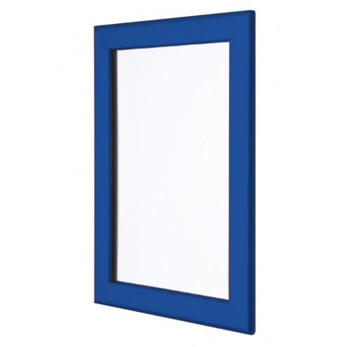 Blue snap frame