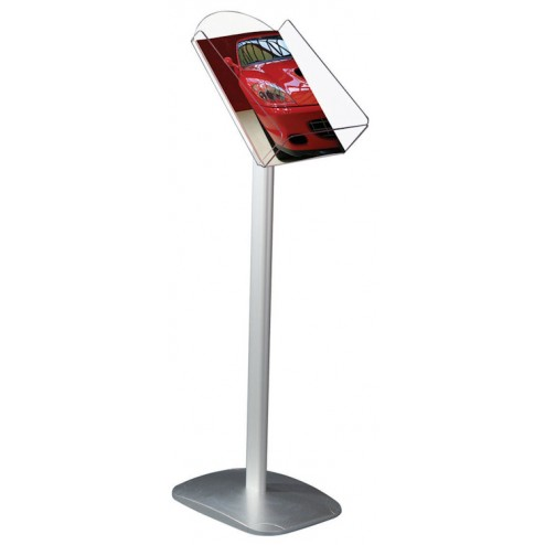 Portrait Brochure Dispenser Stand