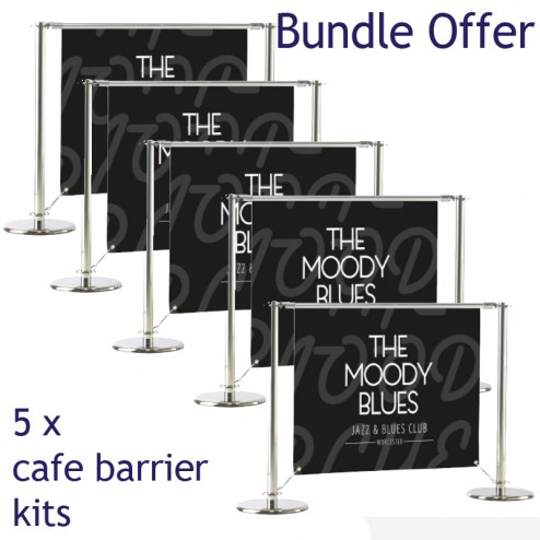 Eco Cafe Barrier Bundle