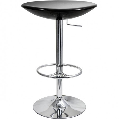 Cafe Bistro Table - Black