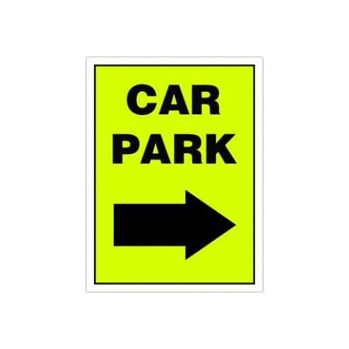 Car Park Event Sign Bundles