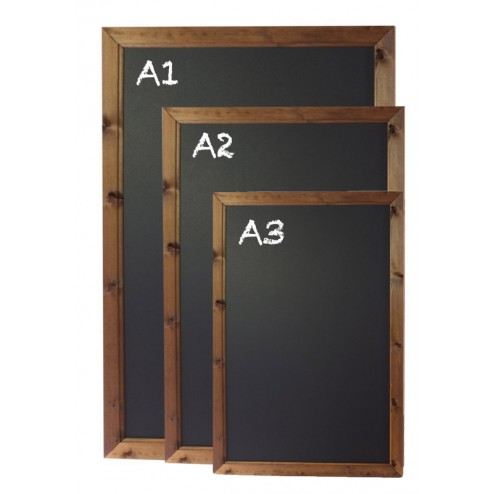 Economy Wooden Framed Wall Mounted Chalk Boards Discount