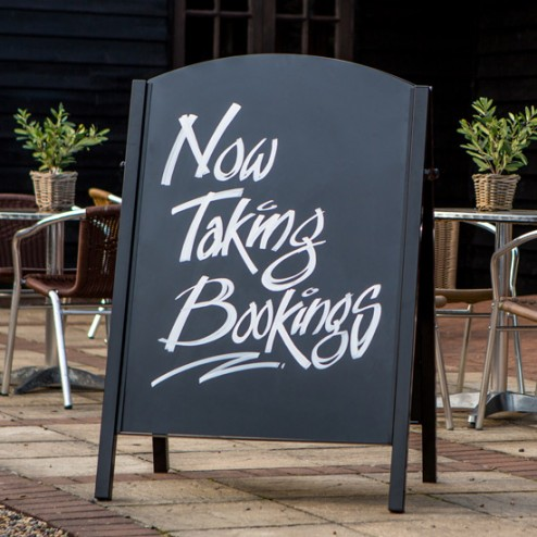 Pub Chalk Board Sign
