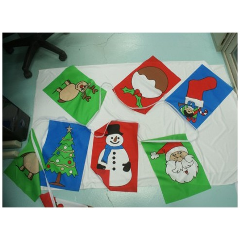 Christmas Bunting Designs