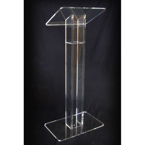 Cheap Acrylic Lectern
