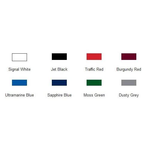 Lockable Frame Colour Options