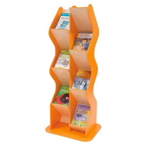 Schools freestanding bookcase