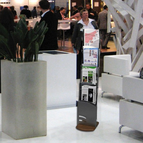 Ideal for exhibitions and trade shows