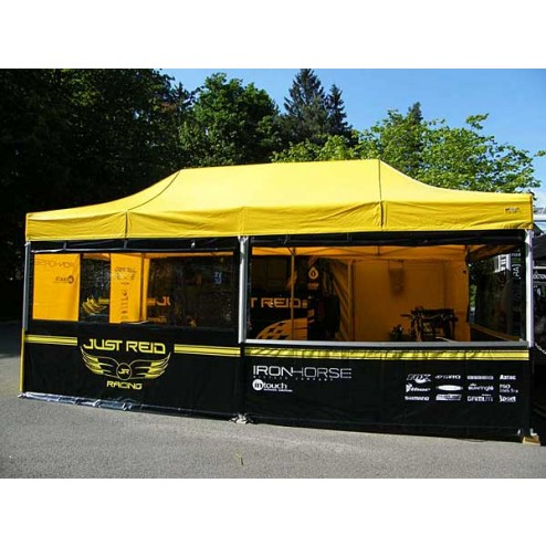 Custom Printed Pop Up Tents