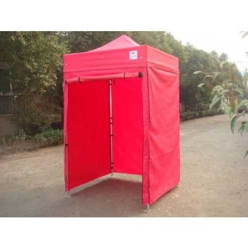 1.5m x 1.5m Tent Canopy - Red