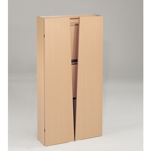 Lectern Folds Flat For Storage and Transportation