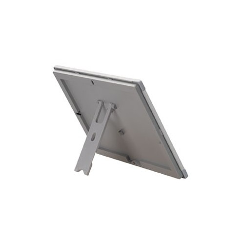 Poster frame with free standing counter support