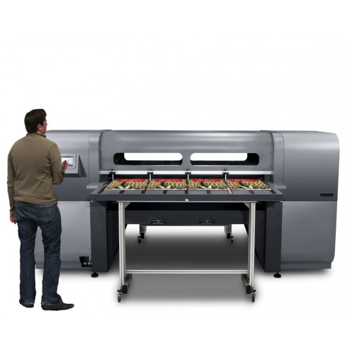 Direct to panel printing