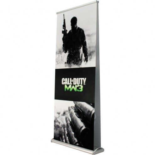 Double Sided Roller Banner Stand