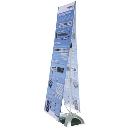 Y-Band Outdoor Banner Stand