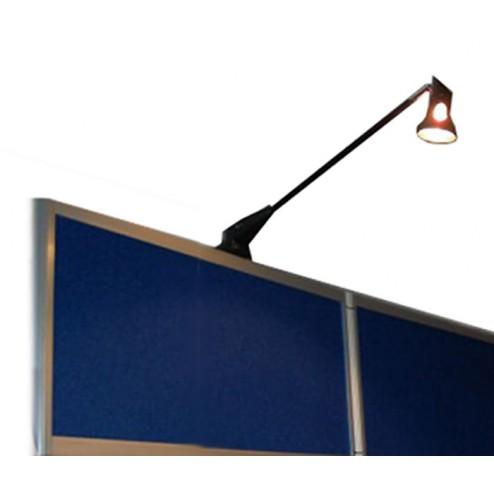 Panel display lighting