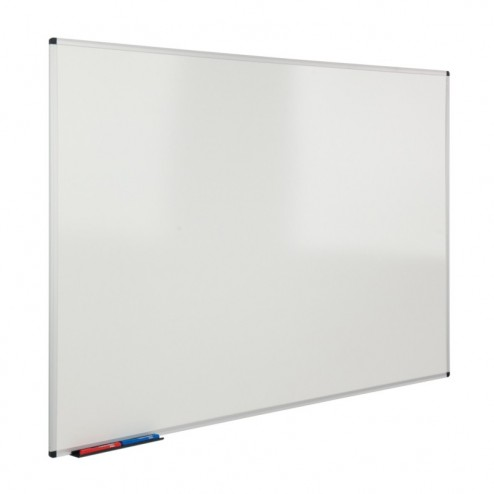 Dual sided whiteboard